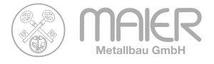 Maier Logo 2 grau